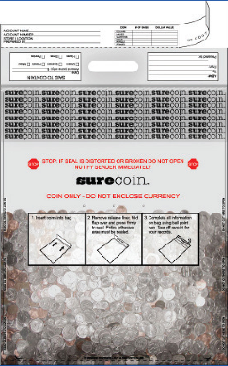 Coin Bags Pak Solutions